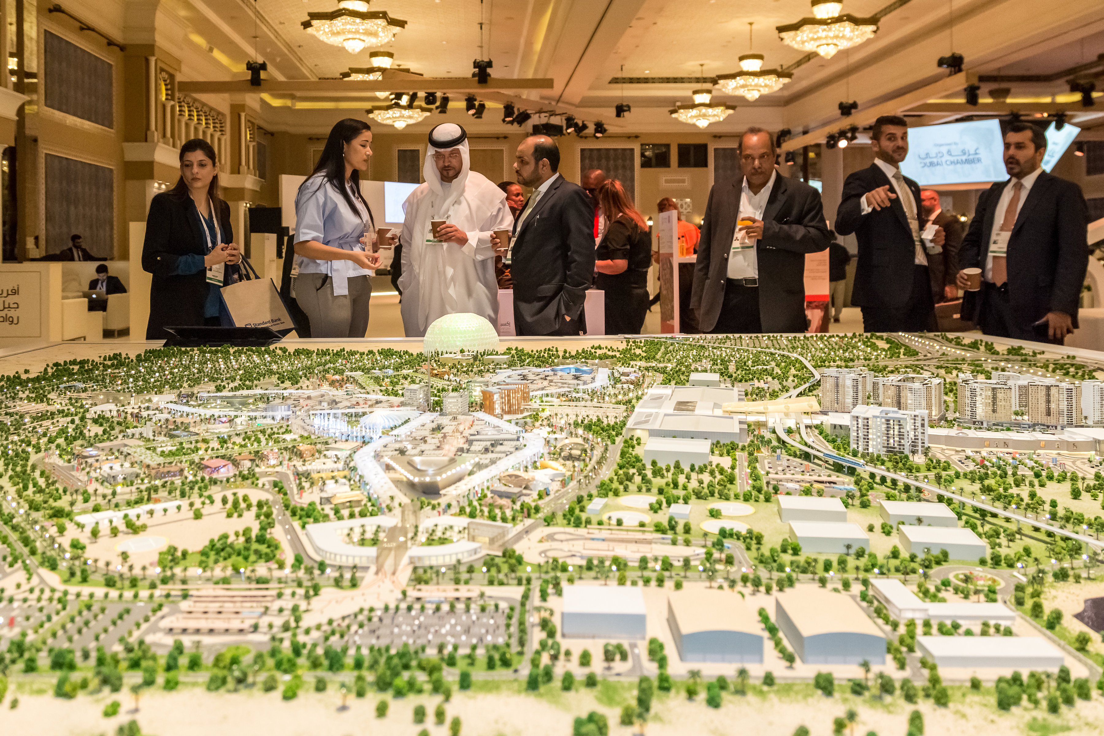 UAE economy forecast to grow by 3 8% between 2019 and 2023 - Nigeria
